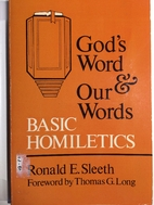 God's Word and Our Words: Basic…