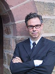 Author photo. Stan Allen (photo courtesy of Princeton University)