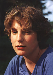 Author photo. Annette Pehnt, 1990.  Photo by John Mullen / Wikipedia.