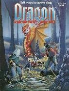 Dragon Magazine 193 by Roger E. Moore