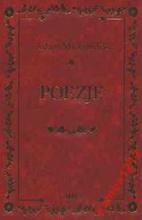 Poezje by Adam Mickiewicz
