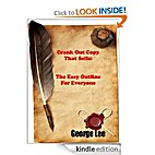 Crank Out Copy That Sells: The Easy Outline…