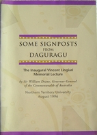 Some signposts from Daguragu : the inaugural…