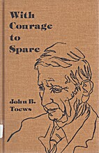 With courage to spare: The life of B.B.…