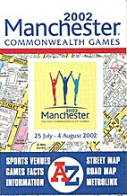 Manchester Commonwealth Games Little Map…