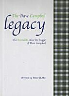 The Dave Campbell Legacy: the incredible…