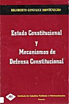Estado constitucional y mecanismos de…
