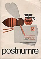 Postnumre by Staff at Postvæsenet