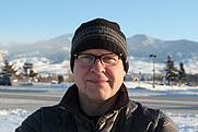 Author photo. Michael Halvorson
