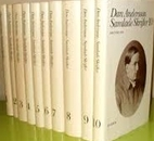 Samlade skrifter, redigerade av Gösta…