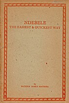 Ndebele : The Quickest & Easiest Way by…