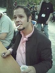 Author photo. Glotz