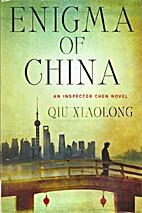 Enigma of China by Xiaolong Qiu