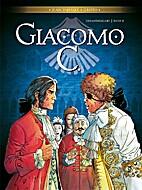 Giacomo C. Gesamtausgabe 2 by Jean Dufaux