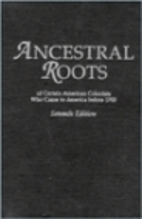 Ancestral Roots of Certain American…