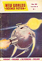 New Worlds Science Fiction 59, May 1957 by…
