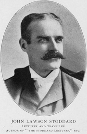 Author photo. Image from <b><i>Notable New Yorkers of 1896-1899 : a companion volume to King's handbook of New York City</i></b> (1899) by Moses King