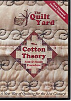Cotton Theory, The by Betty Cotton