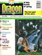 Dragon Magazine #191 (March, 1993) by Roger…