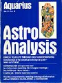 Astroanalysis: Aquarius - The American AstroAnalysts Institute