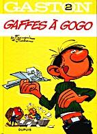 Gaston - tome 02 - Gaffes à gogo (French…