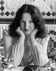 Author photo. Linda Hewitt, photographed by Robert Hewitt