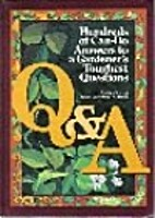 Q and A: Hundreds of Can-Do Answers to a…