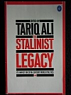 The Stalinist legacy : its impact on…
