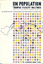 On Population: Three Essays by Thomas…