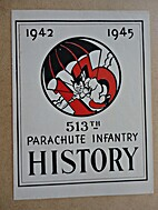 1942-1945, 513th Parachute Infantry History.