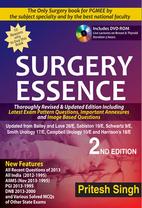 Surgery Essence by Pritesh Kumar Singh