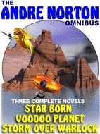 The Andre Norton Omnibus by Andre Norton