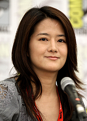 Author photo. Jo Chen at the 2011 Comic Con in San Diego, by Gage Skidmore