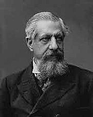 Author photo. Edwin Arnold (1832-1904)