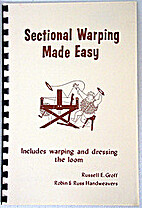 Sectional Warping Made Easy by Russell E.…