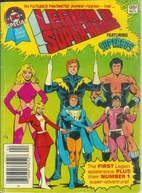 Legion Of Super-heroes - Dc Special Blue…