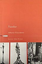 Yazilar by Alberto Giacometti