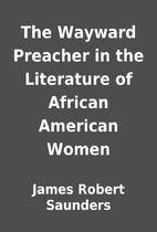 The Wayward Preacher in the Literature of…