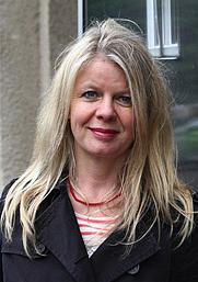 Author photo. Tanja Langer
