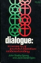 Dialogue: In Search of Jewish-Christian…