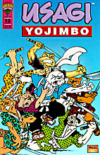 Usagi Yojimbo Vol. 2 No. 12 by Stan Sakai