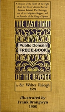 Last Fight of the Revenge 1591 (ill. 1908)…
