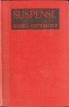 Suspense by Isabel Ostrander