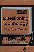 Questioning Technology: A Critical Anthology…