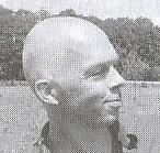 Author photo. Boekomslag