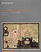 Atlases, Maps and Manuscripts Tuesday 27…