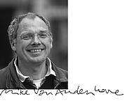Author photo. Mike van Audenhove