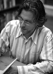 Author photo. Finsthwait, May 25, 2007