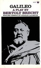 Galileo; a play by Bertolt Brecht by Bertolt…