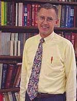Author photo. University of Oklahoma
